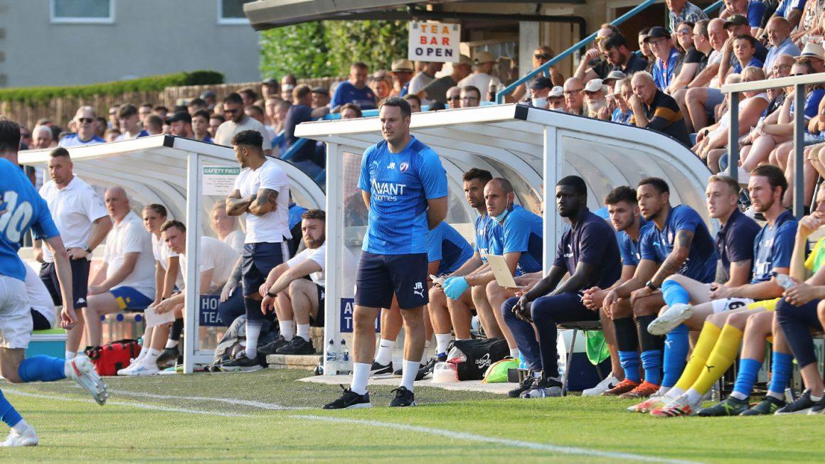 Post-match interview: Matlock Town
