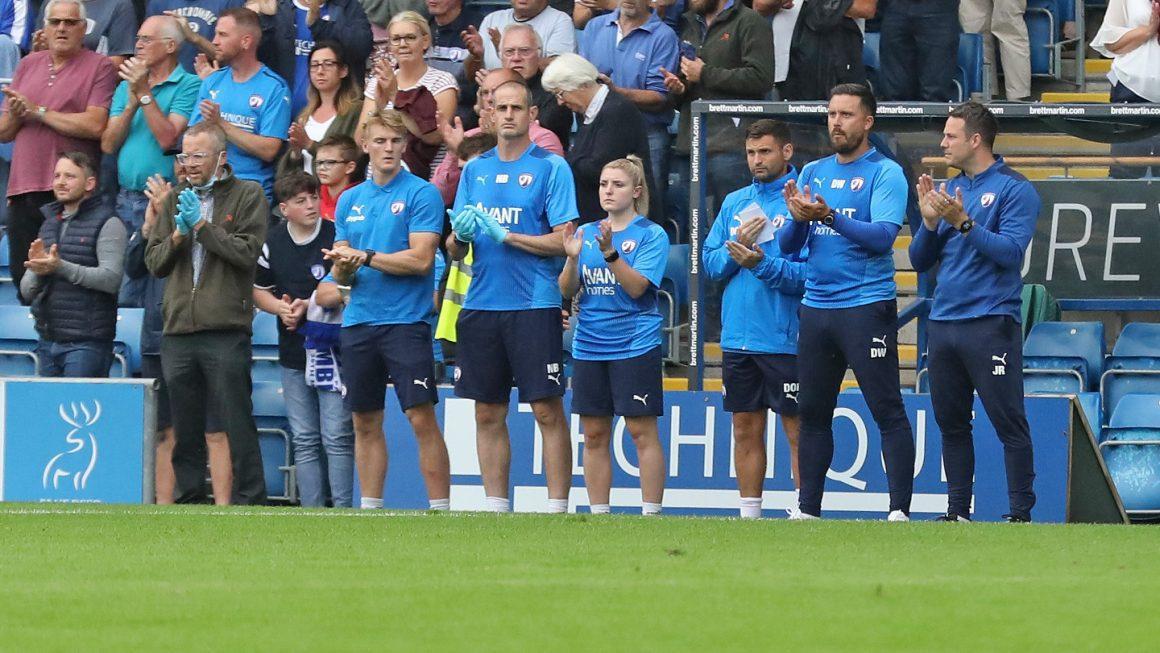 Post-match interview: Bradford City (h)