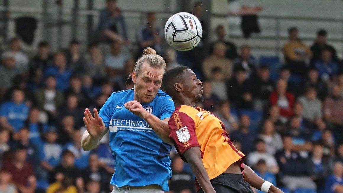 Friendly win against Bradford