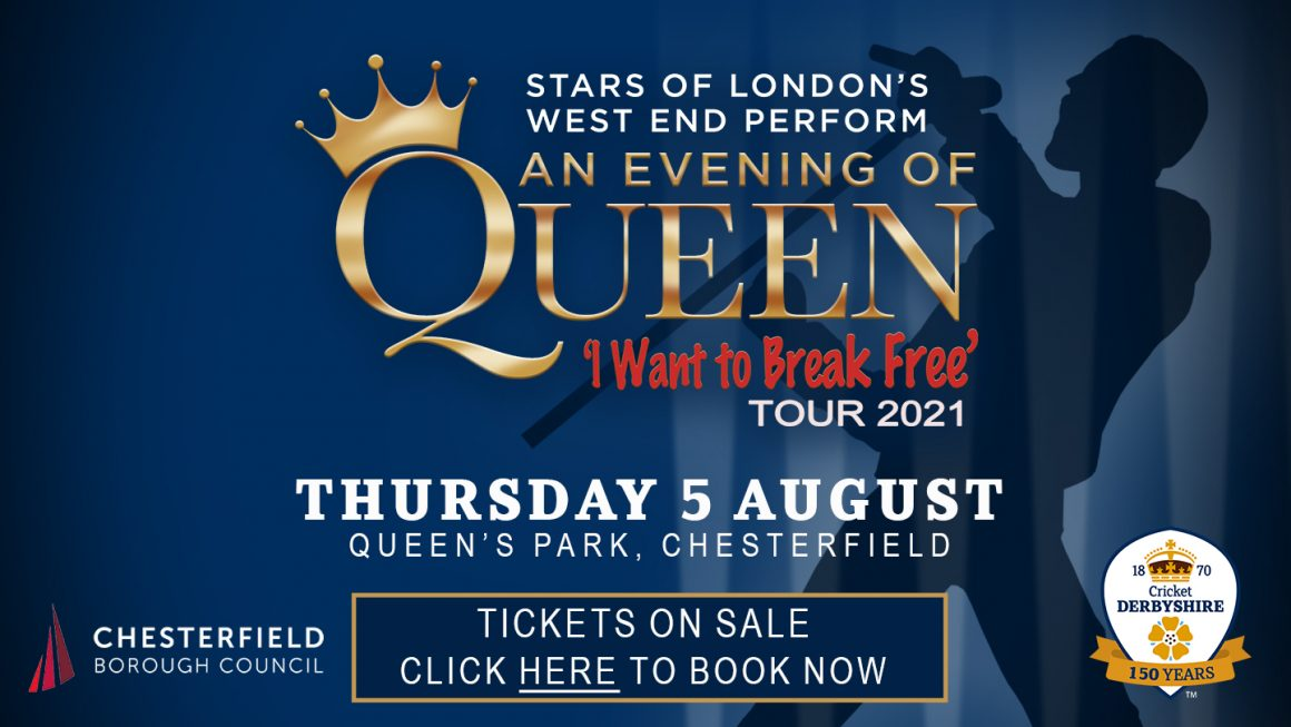 An Evening of Queen in Chesterfield