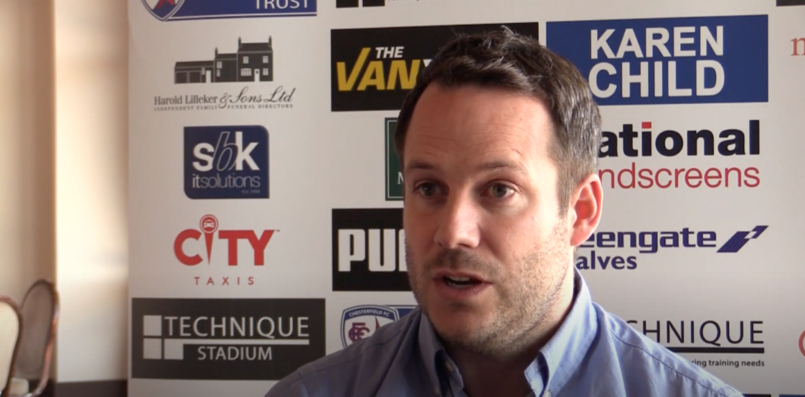 Spireites+ interview with James Rowe