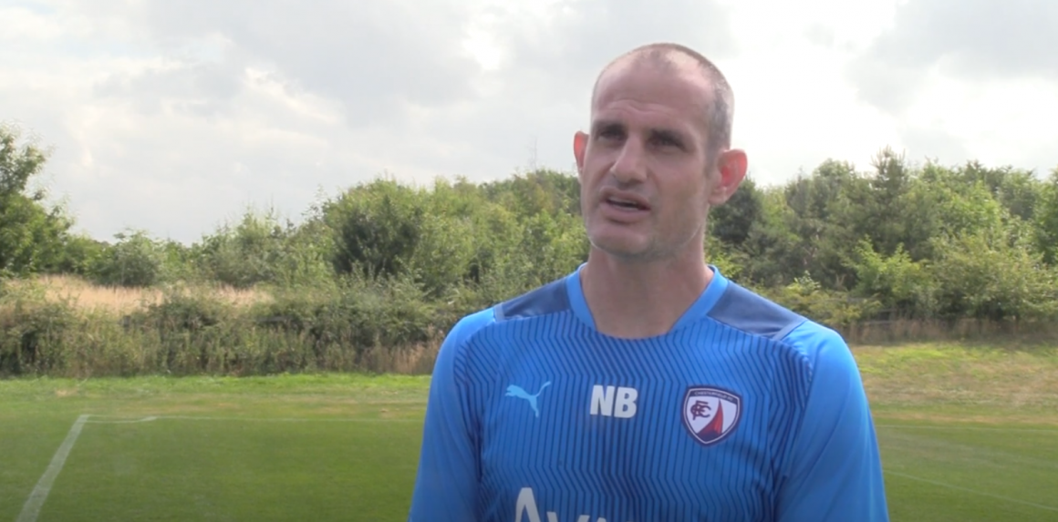 Interview with the club's head of sports science & medicine