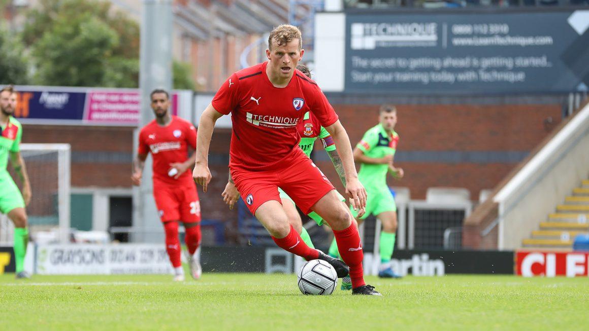 Post-match interview: Tamworth
