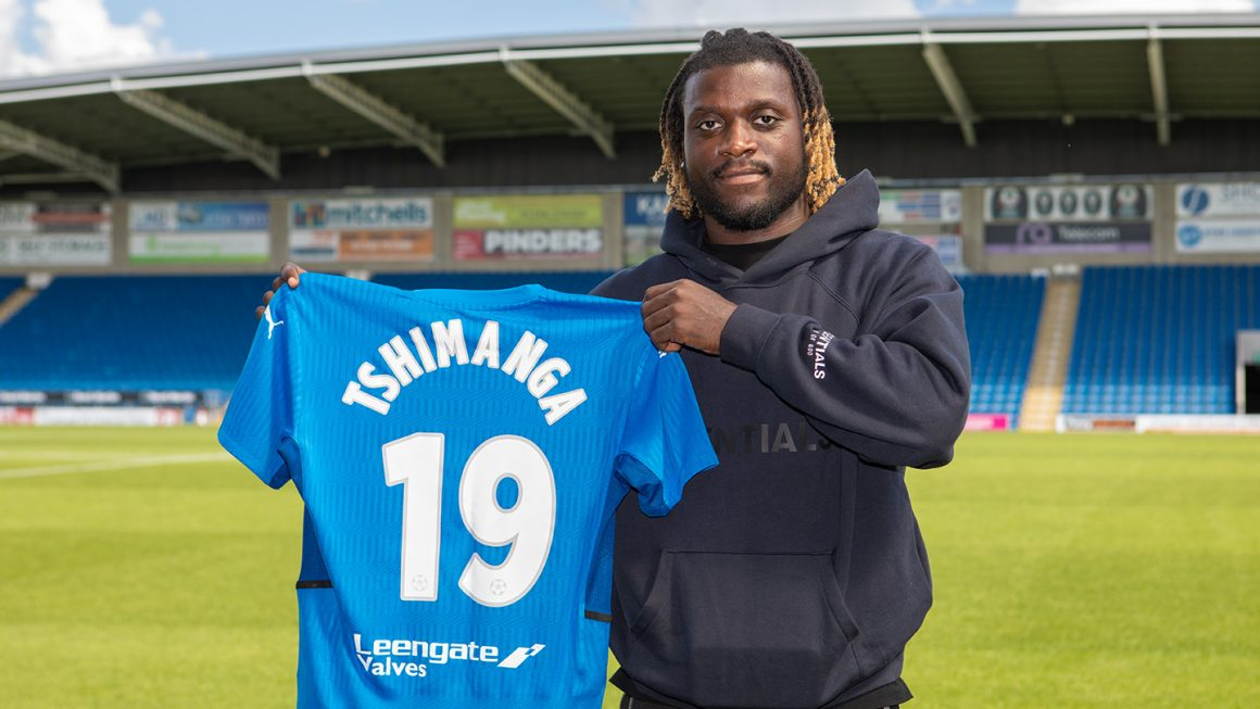 Spireites fend off competition to sign striker