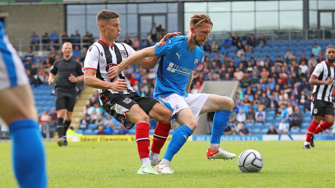 Match highlights: Grimsby Town (h)