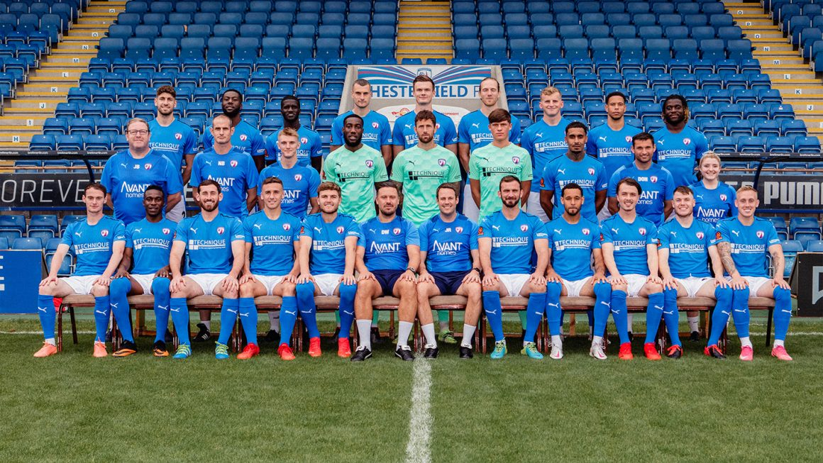 Squad numbers announced