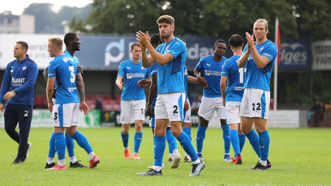 Match highlights: Aldershot Town (a)
