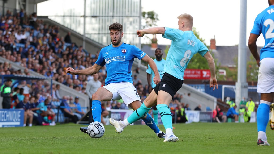 Match highlights: Wealdstone (h)