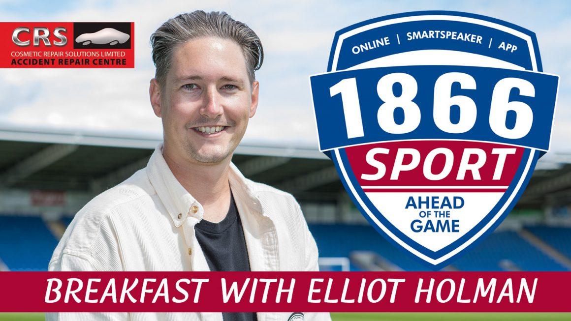 Listen to the new 1866 Sport Breakfast!