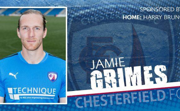 Jamie Grimes