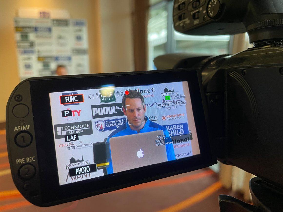 Pre-match press conference: Barnet (h)