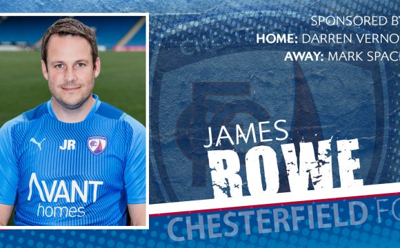 Manager: James Rowe