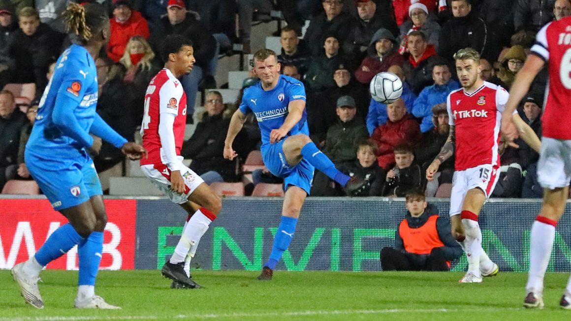 Match highlights: Wrexham (a)