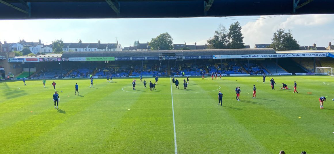 Post-match interview: Southend United (a)
