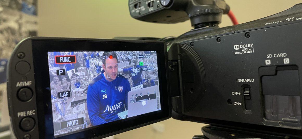 Pre-match press conference: Wrexham (a)