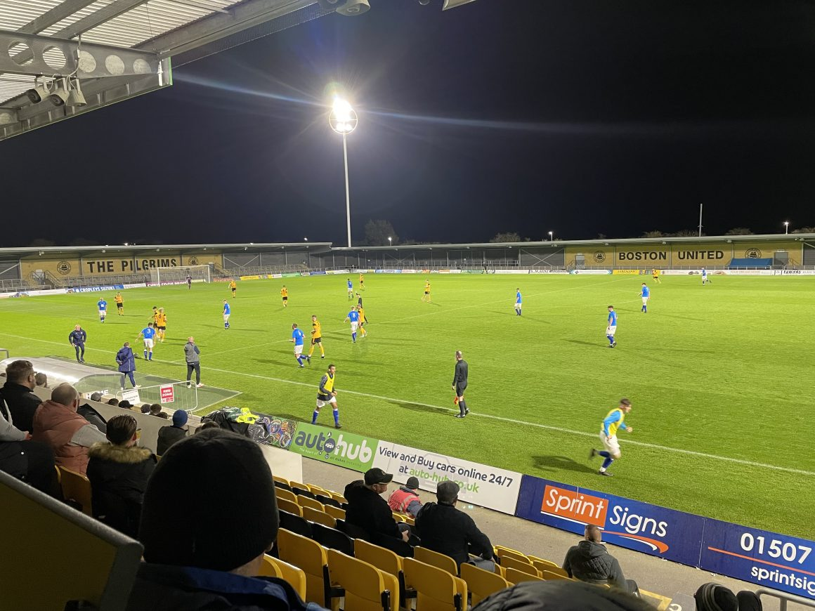 Young Spireites edged out in FA Youth Cup